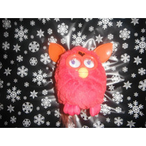 Furby 2012 Orange Red Phoenix Hasbro Interactive