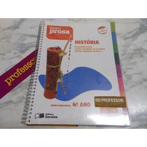 Projeto Prosa História 4º Ano (livro Do Professor)