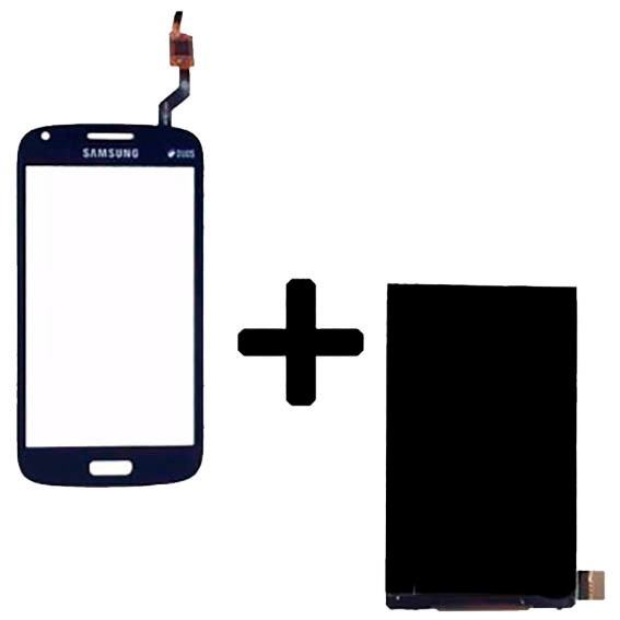 Lcd Display Tela Touch I8262 Samsung Galaxy S3 Duos Azul