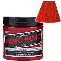 Manic Panic Electric Lava - Usa Pronta Entrega