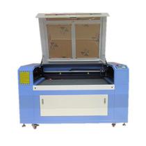 Maquina De Corte A Laser 1300mm X 900mm 80 Watts Artesanato