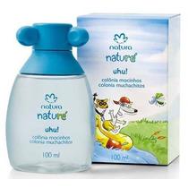 Perfume Colônia Naturé Mocinhos U-hu Natura Criança