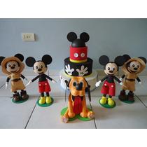 Enfeite Mesa Decoração Infantil Festa Mickey