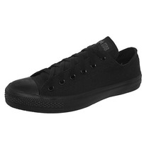 Promoção Tênis All Star Ct As Monochrome Ox Preto - Original