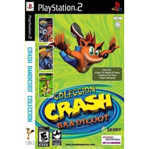 Patch Ps2 Jogo Crash Bandicoot Collection 3 In 1