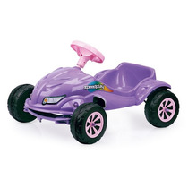 Carro A Pedal Speedplay Lilas - Homeplay