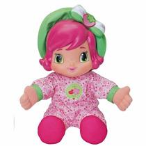 Boneca Moranguinho Baby Multibrink 7313 Brinquedo Menina