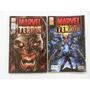 Marvel Terror! Vários! R$ 25,00 Cada! Panini 2010!