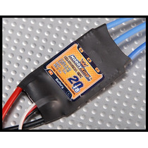Esc (speed Control )ss Series Hobby King 18/20 Amperes