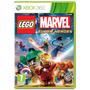 Jogo Novo Lacrado Lego Marvel Super Heroes Para Xbox 360