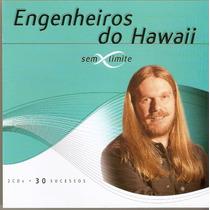 Engenheiros Do Hawaii - Sem Limite - Cd Duplo Novo Lacrado