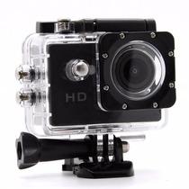 Mini Filmadora Câmera Sports Capacete Esporte Mergulho Hd