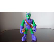 Duende Verde Marvel Hasbro Adventures Playskool