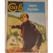 Colt 45 Nº 8 - Sangue Indígena - Rge - 1963