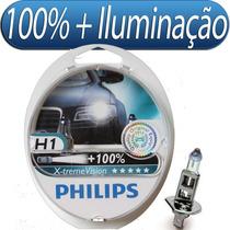Kit Lampada Philips Xtreme Vision H1 55w 12v