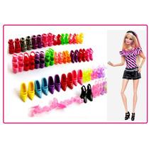 Sapatinho Boneca Barbie Monster High