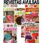 Revistas Ponto Capitonê Artesanato Almofada Valéria Soares