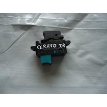 Botão De Vidro Elétrico Cerato 2012 (diant.direit /original)