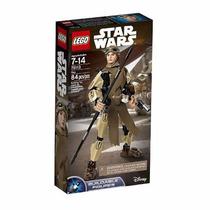 Lego Star Wars 75113 - Rey - 84 Peças - C/ Nf