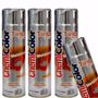 Tinta Spray Cromado Metálico Chemicoor 400g