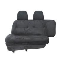 Sofa Cama Individual Veludo Sao Geraldo Ford Cargo 323/9