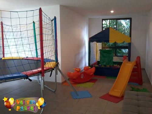 Locação De Cama Elástica, Piscina De Bolinhas, Brinquedos