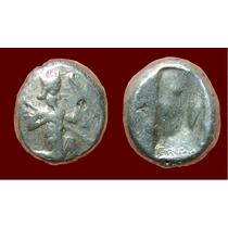Siglos De Prata. Persia Moeda Antiga Grega Grecia