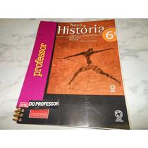 Livro História Conceitos E Procedimentos 6º Ano Do Professor