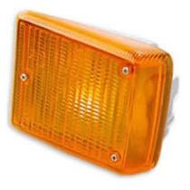 Lanterna Pisca Dianteiro Kombi Cliper Completa.