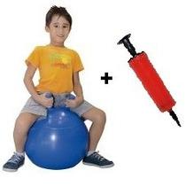 Bola De Pular Com Bomba Para Encher Pula Pula Brinquedo