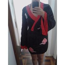 Fantasia/cosplay Ninja Feminina