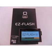 Frete Gratis Ez Flash 4 Iv Gba/gbasp/nds Micro Sdhc Original