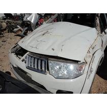 Mitsubish Dakar Hpe - Diesel 13 - Sucata Motor/caixa/lataria