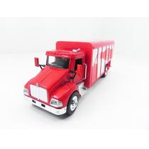 Caminhão Kenworth T300 Coca-cola 1:43 Motor City Classics