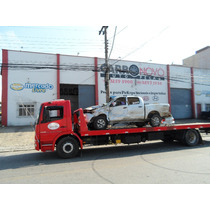 Sucata Toyota Hilux Cd 2.5 4x2 Peças Cambio Lataria Motor