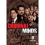 Criminal Minds - 8ª Temporada 5 Dvds
