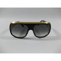 Óculos De Sol Louis Vuitton Millionaire - Frete Grátis