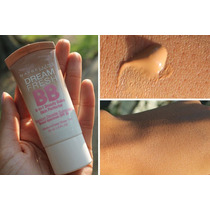 Bb Cream Maybelline Dream Fresh Beauty Balm Base Hidratante