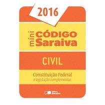 Minicódigo Civil E Constituição Federal Ed2016ref006882001