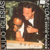 Lp (031) - Mix - Julio Iglesias E Stevie Wonder