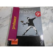 História Conceitos E Procedimentos 9º Ano Livro Do Professor