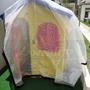 Lona 7x3 Transparente Cobertura Toldo Tenda Palco 400micras