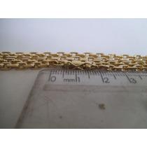Corrente Ouro Cartier 18k 0750 60cm 25 Gramas