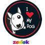 Capa Roda Estepe Aircross, Doblo Até 08 - I Love My Dog
