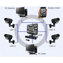 Câmeras De Segurança Instalação E Manutenção