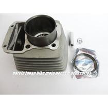 Kit Cilindro Pistão E Anéis Dafra Speed 150