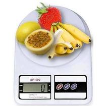 Balança Digital De Cozinha Mode-sf-400 Até 10kg Com Garantia