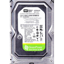 Hd Western Digital 500gb Sata 3gbs 7200rpm - Wd Green