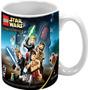 Caneca Lego Star Wars Complete Saga Ps3 Xbox 360 Pc
