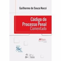 Livro Código De Processo Penal Comentado 2016